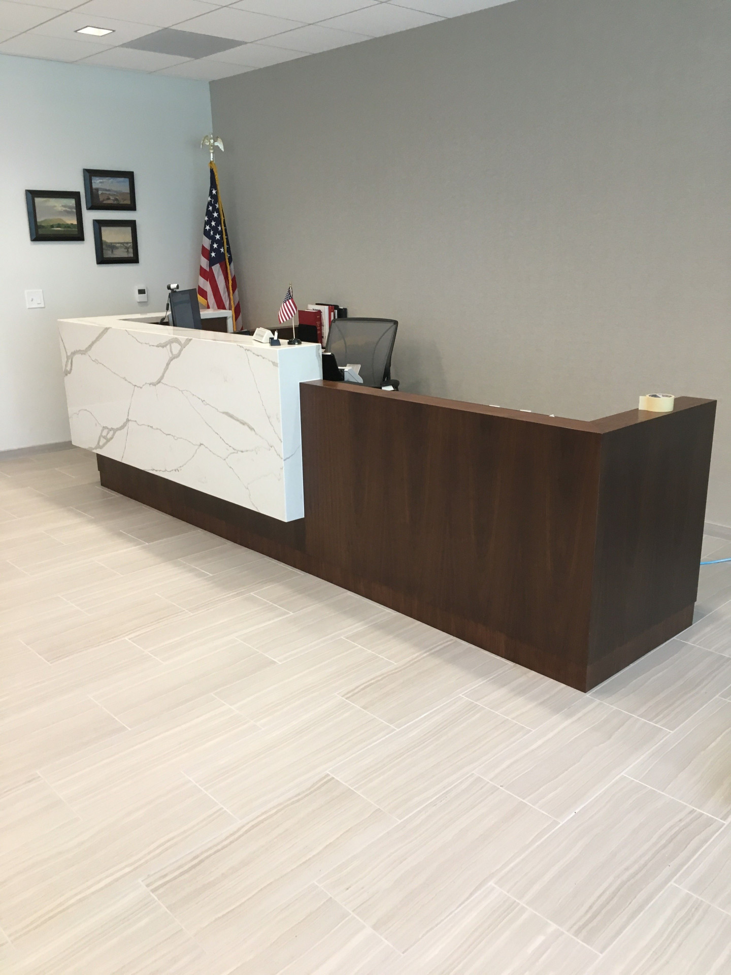 Build a Reception Desk That Leaves a Lasting Impression